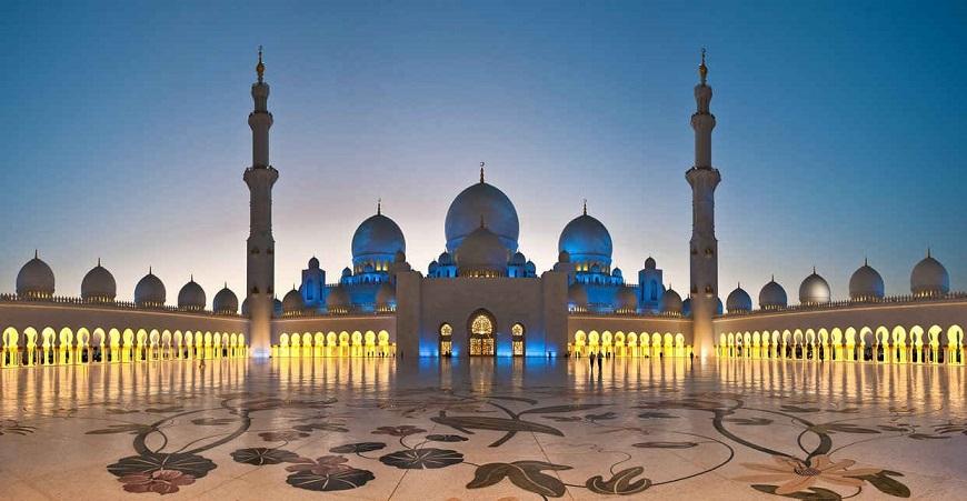Kết quả hình ảnh cho Thánh đường Hồi giáo Sheikh Zayed