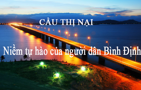 Image result for Cầu Đầm Thị Nại